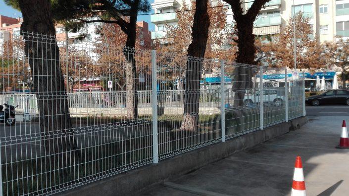 Vallas cerramientos vallados Malla Electrosoldada FERCON VALLADOS